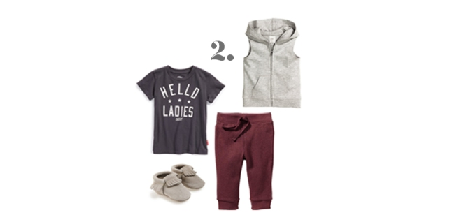 baby boy fall outfit 2
