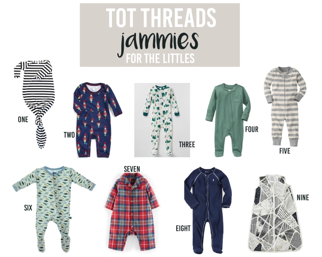 tot threads jammies for baby boys